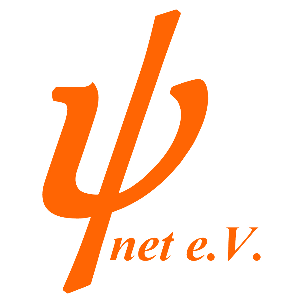 Logo Partner - PSInet e.V. orange